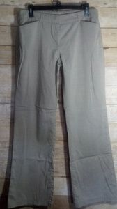 Dalia collection Gray modern fit pants